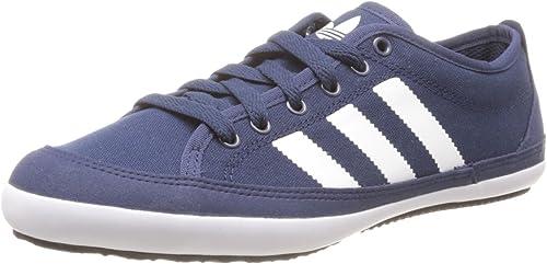 adidas Originals Mens Nizza Remodel Trainers Bleu (St Dark Slate ...