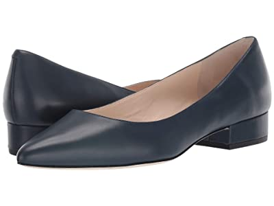 Cole Haan Vesta Skimmer (Ombre Blue Leather) Women