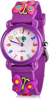 ATIMO 3D Cartoon Waterproof Watches for Girls and Boys - Gifts for Kids