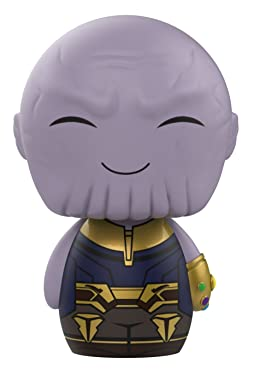 Funko Dorbz Marvel: Avengers Infinity War - Thanos, Multicolor, 3 inches