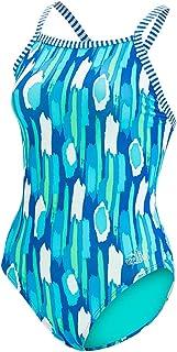24 Dolfin Swimwear Ceres V Back Red//Blue