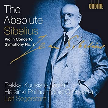 Sibelius, J.: Violin Concerto in D Minor / Symphony No. 2