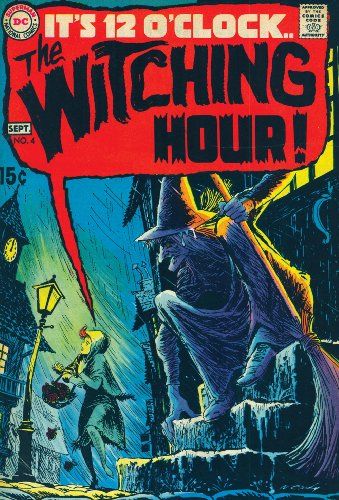 Showcase Presents: The Witching Hour, Vol. 1