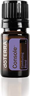 doTERRA - Console Essential Oil Comforting Blend - Promotes Feelings of Comfort and Hope, Counteracts Negative Emotions, Floral and Tree Oils; for Diffusion or Topical Use - 5 mL
