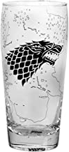 Game Of Thrones Glass House Stark King In The North Emblem Official Large