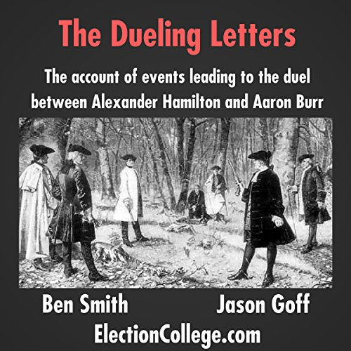 The Dueling Letters audiobook cover art