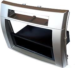AERZETIX: Marco adaptador 2DIN cubierta plástica moldeado para el cambio de autoradio original con un radio estándar del coche vehículos automóvil