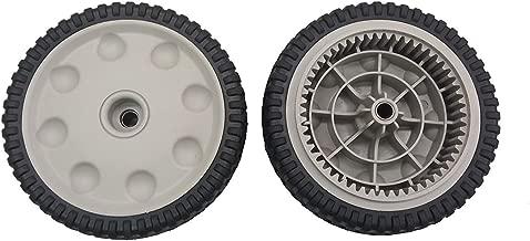 MTD 753-08087 Pack of 2 Wheel Assembly