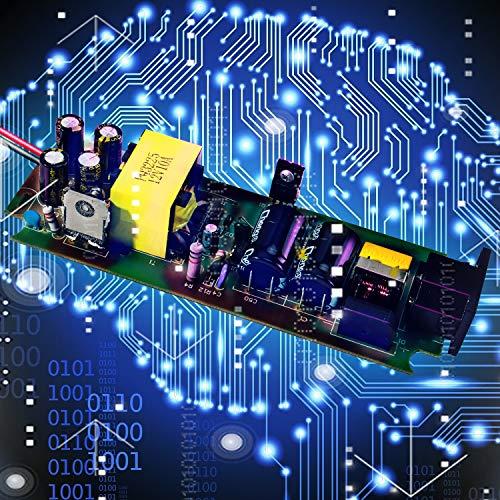 Plozoe KFZ Netzadapter, 120W 12V 10A AC-DC Spannungswandler,230v auf 12v KFZ Netzadapter,12v netzteil zigarettenanzünder,spannungswandler 230 auf 12,umwandler 230 auf 12 Volt,Adapter 220v auf 12v