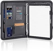 Taschenrechner linierten Block Aktenmappe A4 mit Klemmbrett