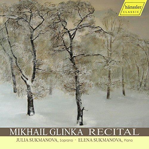Mikhail Glinka Recital