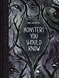 Monsters You Should Know: (Book about Monsters, Monster Book for Kids)