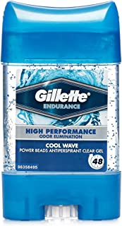 Gillette Power Beads Cool Wave Antiperspirant, 75ml
