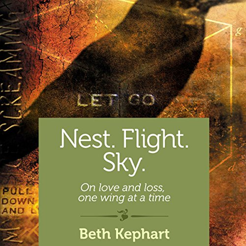 Nest. Flight. Sky. cover art