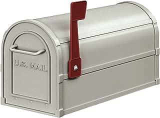 Best brushed aluminum mailbox Reviews