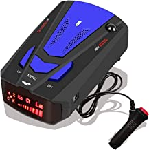 $99 » Radar-Detector-for-Cars,Laser Radar Detector Voice Prompt Speed,Vehicle Speed Alarm System,LED Display,City/Highway Mode,A...