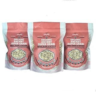 Organic Ancient Grain Whole Grain & Oatmeal - 3 - 14 oz. bags