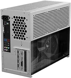 Desktop PC C3 MATX Computer Chassis Support ATX/SFX/SFX-L PSU,MATX DTX ITX Motherboard,360/240/120 Water Cooling ,Long Gra...