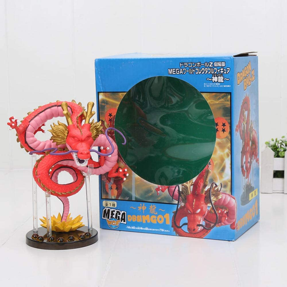CXNY 15cm Dragon Ball Z metálico Mega Ultimate Shenron Dragon ...