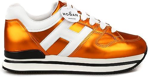 Hogan damen Turnschuhe - Orange Trainers