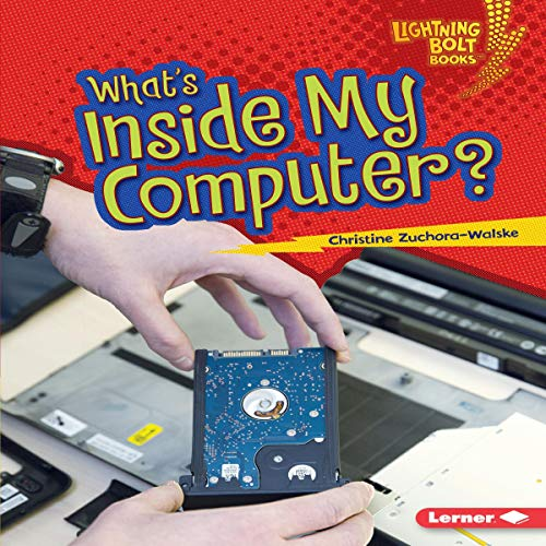 What's Inside My Computer? cover art