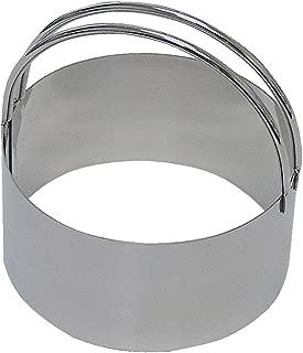 R&M International 1744 Stainless Steel 3-1/4