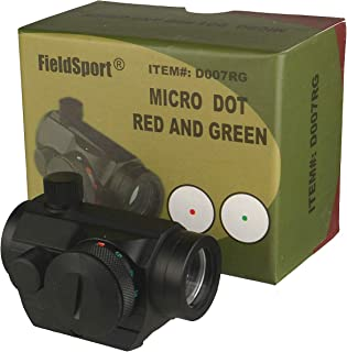 DB Store Field Sport Red and Green Micro Dot Sight