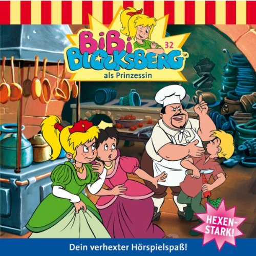 Bibi als Prinzessin audiobook cover art