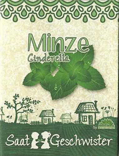 "Die Stadtgärtner Minze""Cinderella""-Saatgut (frischer Geschmack)"