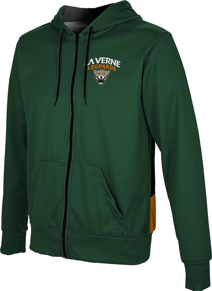 ProSphere University of La Verne Boys' Zipper Hoodie, School Spirit Sweatshirt (Secondskin)