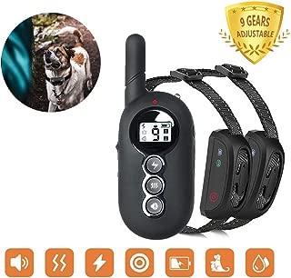 Best 3 dog e collar Reviews