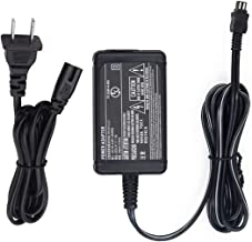 (Taelectric) AC Wall Battery Power Charger Adapter Compatible Sony DCR-SX33 DCRSX33 SX33 Handycam