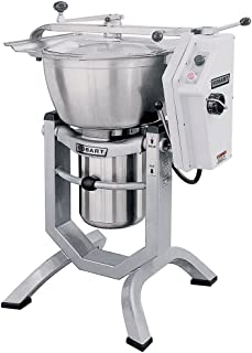 Hobart HCM450-62-4 45 qt. Floor Cutter / Mixer with Knife and Knead Attachments - 230/60/3 Phase
