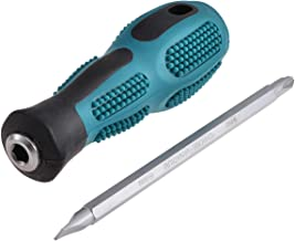 JALAL Destornillador Phillips de Cabeza Plana de Doble propósito Destornillador Phillips de Cabeza Plana de 6 mm Destornillador Largo de 100 mm Destornillador para Uso Profesional y doméstico