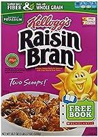 Kellogg's Raisin Bran Cereal, 18.7 oz by Raisin Bran [並行輸入品]