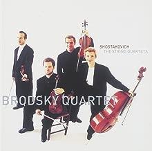 brodsky quartet shostakovich