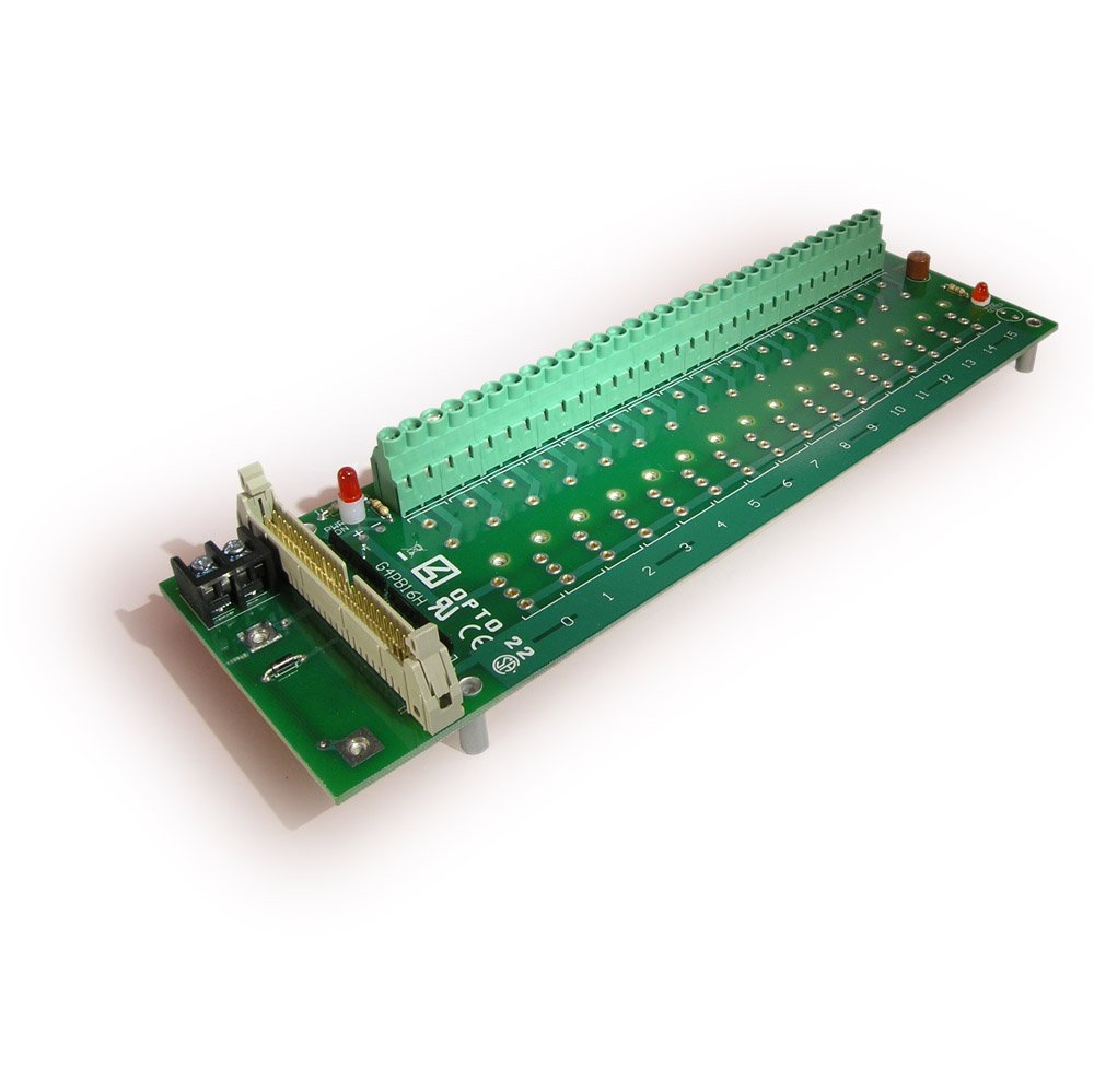 Opto 22 G4PB16H G4 16 Channel Header Con Rack 50 Sales of SALE items from new works Connector with Purchase
