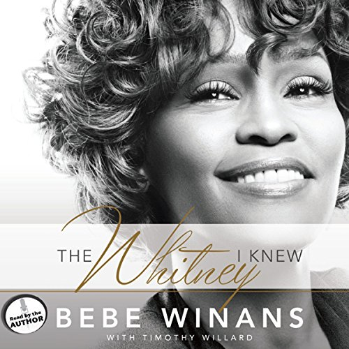 The Whitney I Knew audiobook cover art