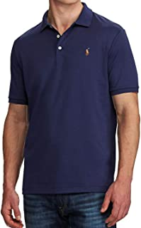 Mens Custom Fit Short Sleeves Polo Shirt