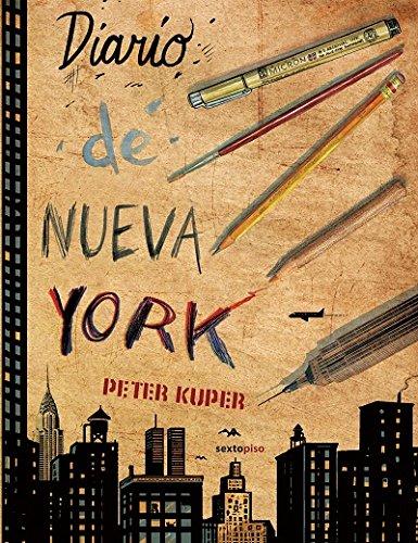 Diario De Nueva York (Sexto Piso Ilustrado)