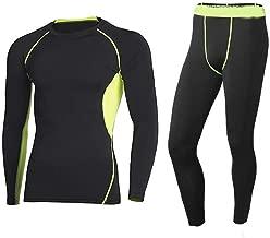 yunshenbuzhichu Herren Anzug Thermo-Unterwäsche Set Winter warme Hot-Dry-Technologie Oberflächen elastische Kraft Long Johns