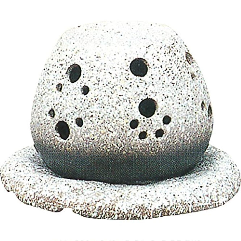 かすかなシンジケート読書をする茶香炉 : 常滑焼 山房窯 ロウソクタイプ茶香炉 (白皿付?ロウソク1ヶ付)?ル35-05
