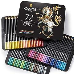 Castle-Art-Supplies-Set
