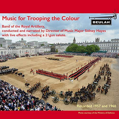 Major Sidney Hays & Band Of The Royal Artillery