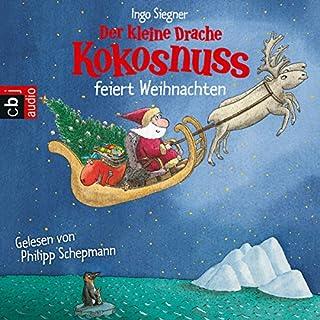 Der kleine Drache Kokosnuss feiert Weihnachten Titelbild