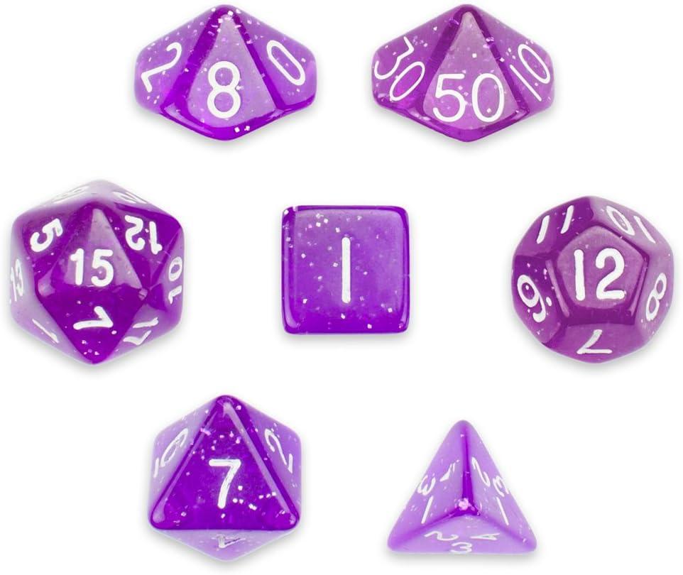 Sorcery Arcana Polyhedral Dice Set