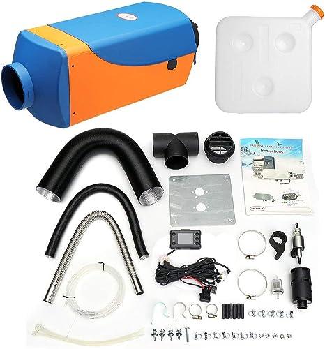 preferente Sunnyday Solo Calentador de Aire Diesel Diesel Diesel de 8kw   12v LCD  venta directa de fábrica