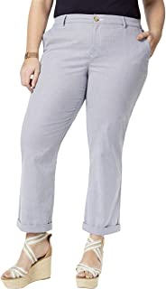 Women's Relaxed Fit Hampton Chino Pant (Regular and Plus...