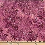 Hoffman 0668231 Bali Batik Big Tropical Victoria Fabric