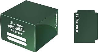 Ultra Pro Dual Deck Box, Standard, Green